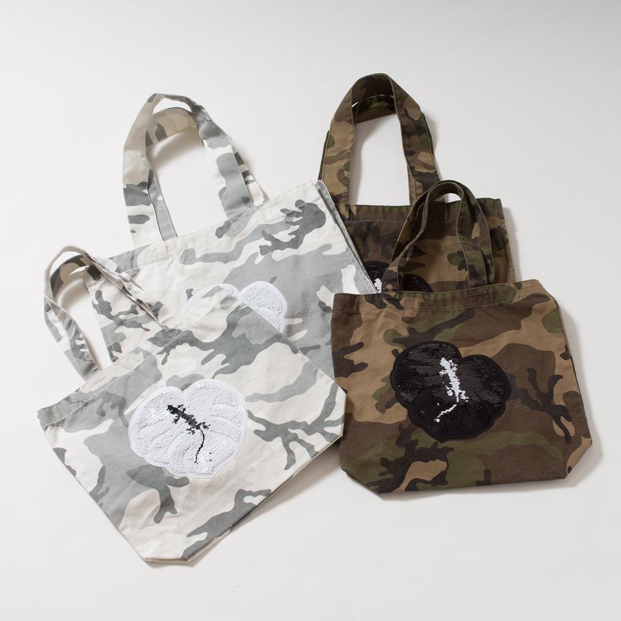カモフラトート[Camouflage tote bag]