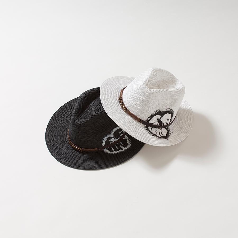 ハンドペイントバケットハット[Hand-painted Bucket hat]