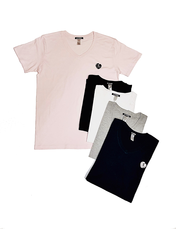 VネックTシャツ [V neck t-shirt]