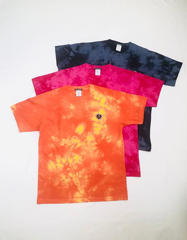 タイダイTシャツ[Tie dye t-shirt]