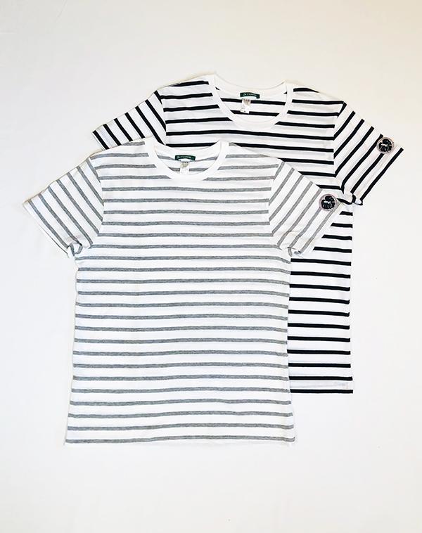 ボーダーTシャツ[Border t-shirt]